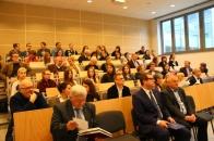 Za moment otwarcie konferencji, którego dokonają nasi dostojni goście - m. in. prof. Mirosław Śmiałek, Dziekan WPA-UAM, Pan Prezydent Kalisza Grzegorz Sapiński i Pan prof. Krzysztof Walczak, przewodniczący KTPN